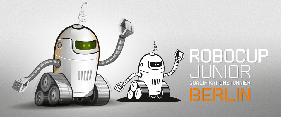 Illustration Robocup Junior Berlin