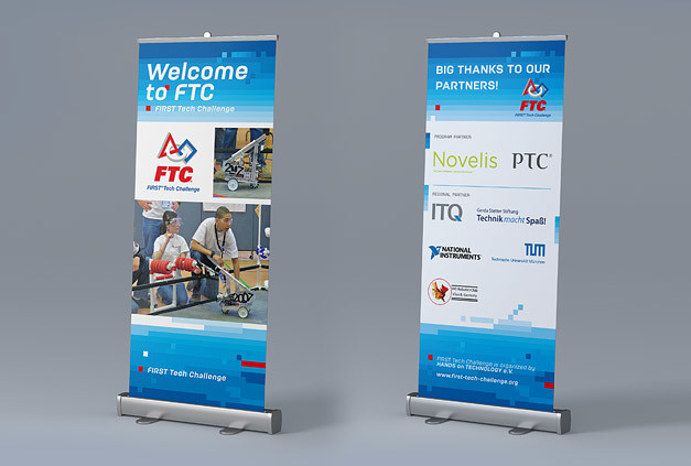 Roll-Up Banner FTC